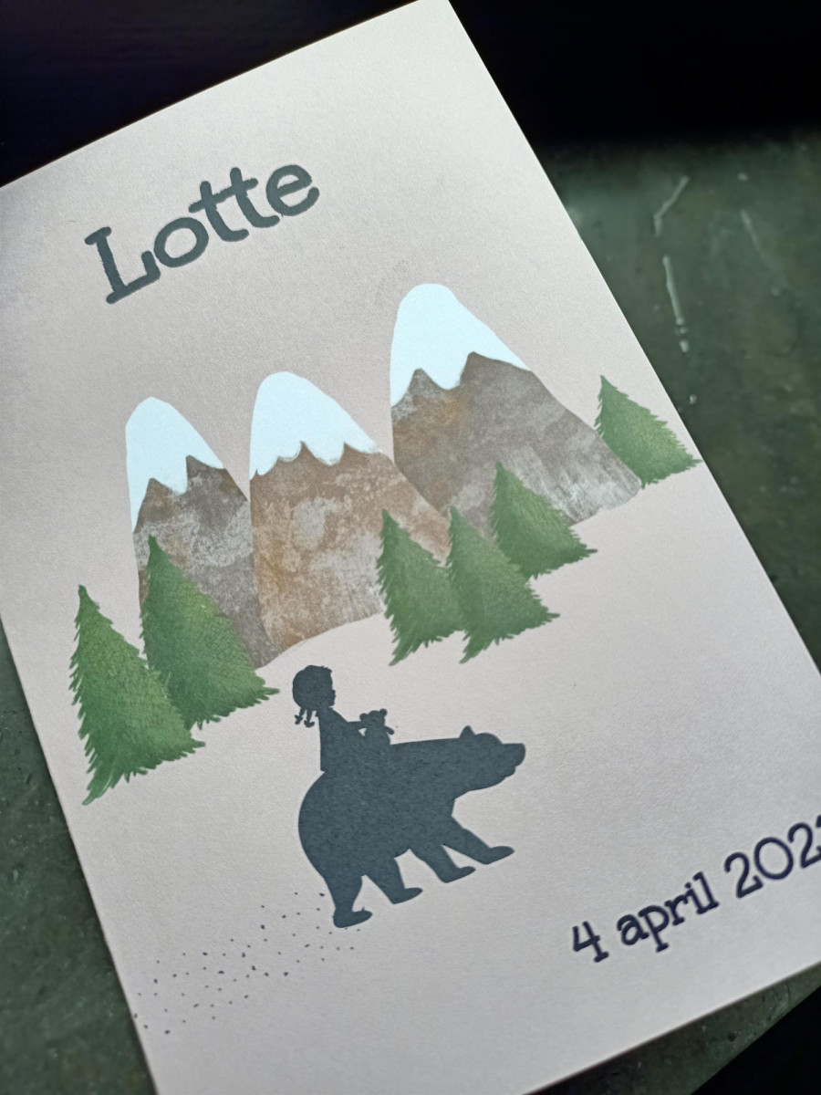 Onze collega Ilse bevallen van Lotte